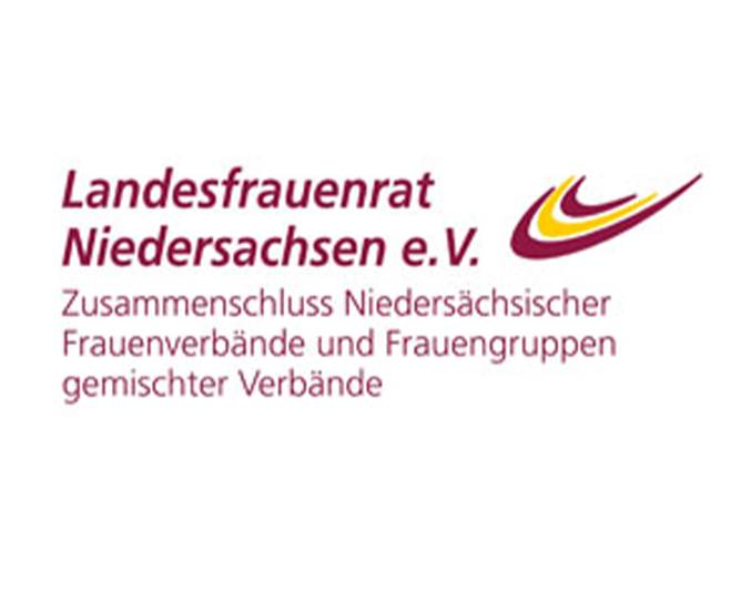 Landesfrauenrat Niedersachsen e.V. Logo gross