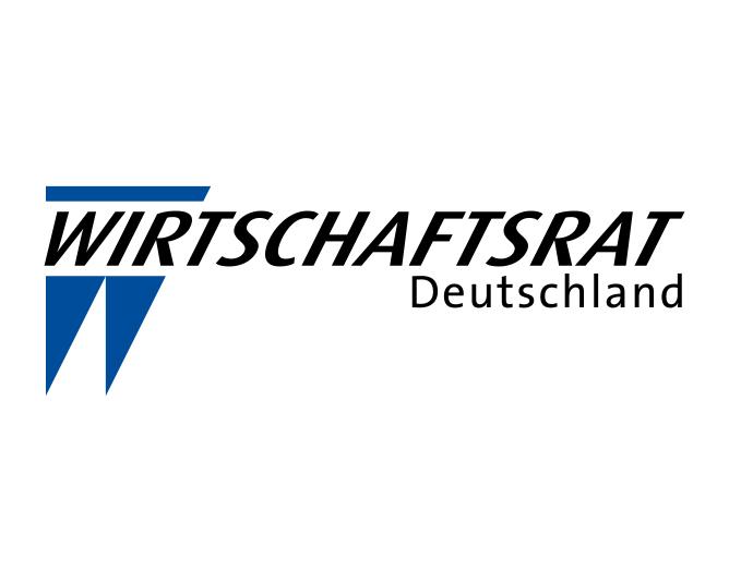 Wirtschaftsrat Deutschland Logo gross